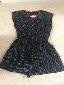 New with tags playsuit size 14 petite