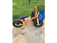 Balance bike - Decathlon B'twin 500. Immaculate condition, as new, only used a handful of times.