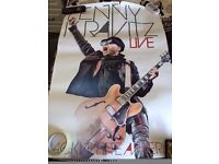 Joblot 40 Extra Large 24inch x 36inch Lenny Kravitz Posters