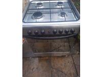 Indesit gas cooker 60 cm