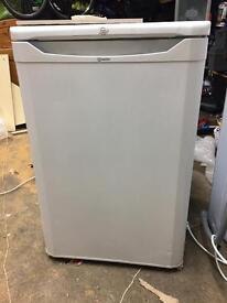 Indesit under counter fridge