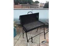 BBQ W/ charcoal + equipment
