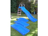 TP CRAZYWAVY LARGE SLIDE, STEPSET & 3 EXTENSIONS - Serious Fun - Great Condition