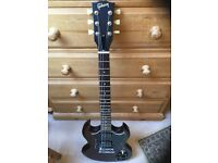 Gibson SG Special Worn Brown
