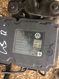 VW GOLF MK6 R SPORT 2.0 TURBO ABS PUMP FOR SALE COMPLETE *1KO907379BJ*
