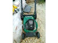 Qualcast petrol lawnmower Briggs and Stratton