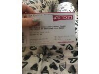 2x league of gentlemen live tickets