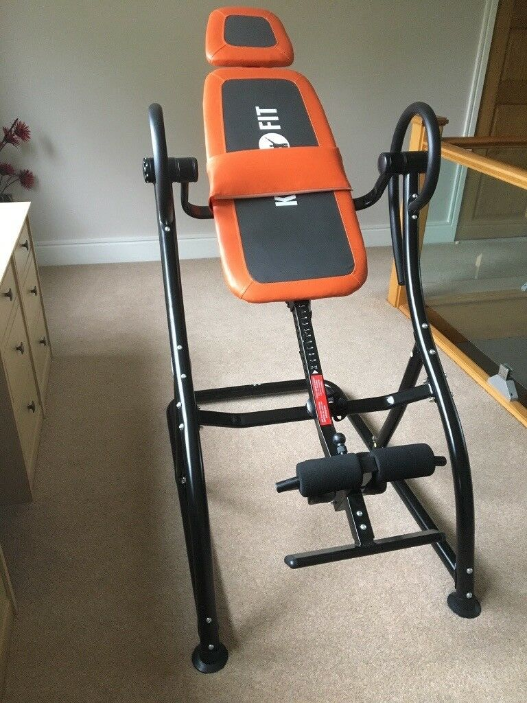 Klarfit Inversion Table as new condition