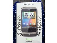 HTC WILDFIRE MOBILE SMART PHONE - T-MOBILE - IN GOOD CONDITION