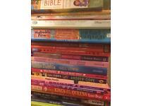 55 children's books in good condition