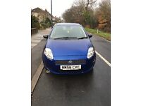 FIAT PUNTO 1.2 (56)2007 ONLY 59,000 MILES