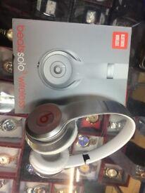 dr dre beats solo headphones wirless