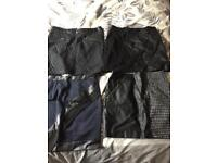 Women's mixed skirts size 8/10