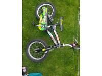 Ben10 junior bike