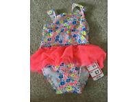 9-12 months swimming costume