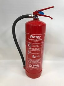 Fire Extinguisher Water Spray Type 6 litre