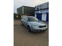 For Sale AUDI a6 estate 2.5 diesel