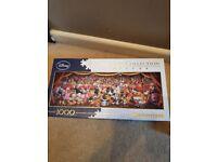 Disney 1000 piece panorama jigsaw