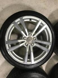 Genuine Audi A3 S line Alloys