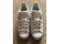 Adidas Superstar Juniors Size 5.5