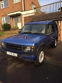 Land Rover Discovery 2 4.0 i V8 ES Station Wagon 5dr (7 Seats)