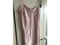 Marks & Spencer Pink/Mix Colour Nightie Size 12 NEVER WORN/WITH TAGS...