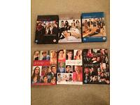Complete Gossip Girl DVD collection