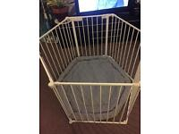 Babydan childs/kids playpen babyden