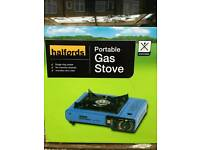 Gas portable stove Halfords