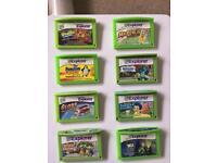 Leapfrog games assorted