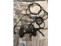 Wired Xbox controller