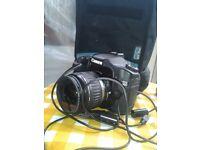 Canon EOS 40D.