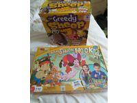 Children games age 4+