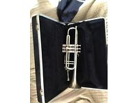 Besson prototype vintage trumpet