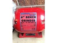 6in Bench Grinder , Sealey bg150xl / 96