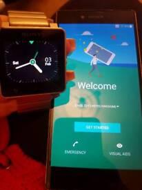 Sony Xperia Z5 Premium Smart Phone & Watch