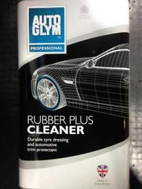 Autoglym trade 5 litres rubber plus cleaner