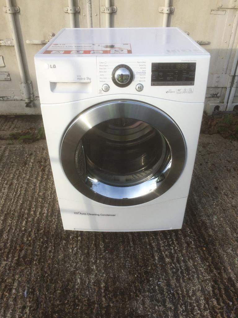 LG RC9055AP2F self cleaning Condenser dryer | in Colchester, Essex | Gumtree