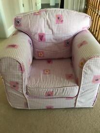 Just4Kidz Loose Cover Chair