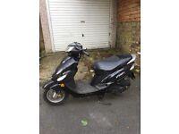 2011 PEUGEOT V-CLIC 50cc FOR REPAIRS £199