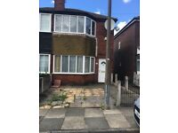 A 2 bed semi-detached house