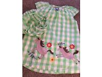Baby clothes, Frugi dress, 12-18mths