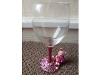 piglet wineglass