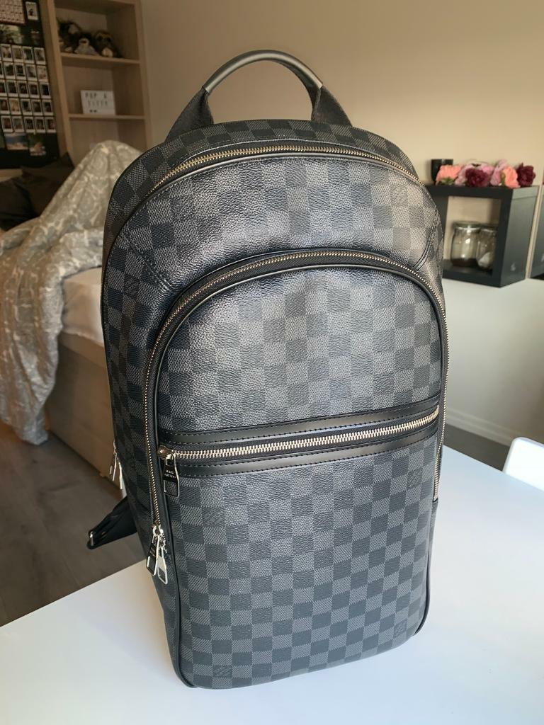 8a8d76b3c33a Louis Vuitton Michael backpack