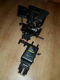 Blackmagic Pocket Cinema Camera and Acessories