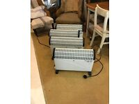 2000 W convector heater (1, 2, 3 or 4) perfect working condition