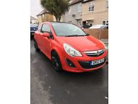 Vauxhall Corsa 1.2 16v Limited Edition, 3dr A/C, Low Mileage & Great Condition