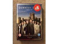 Downton Abbey (first season)