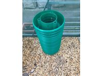 Greenhouse ring culture pots,18 In total