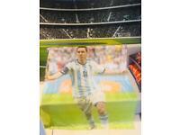 Curtain Messi